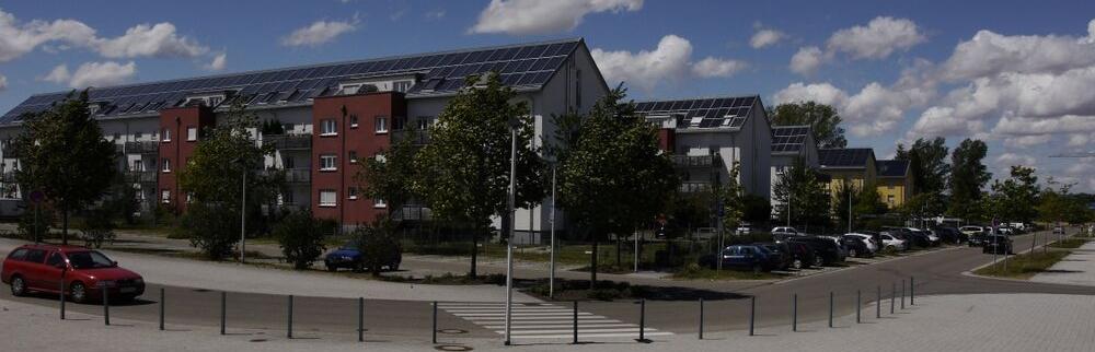 Solarthermische Nahwärmeversorgung Crailsheim